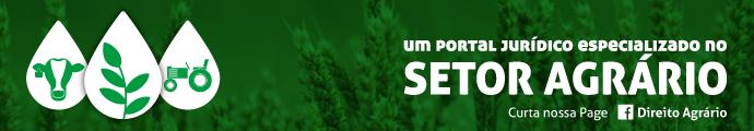 Visite a fanpage do Portal Direito Agrário