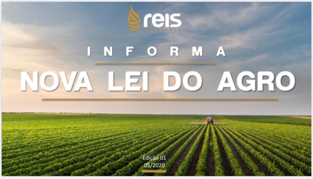 Nova Lei do Agro